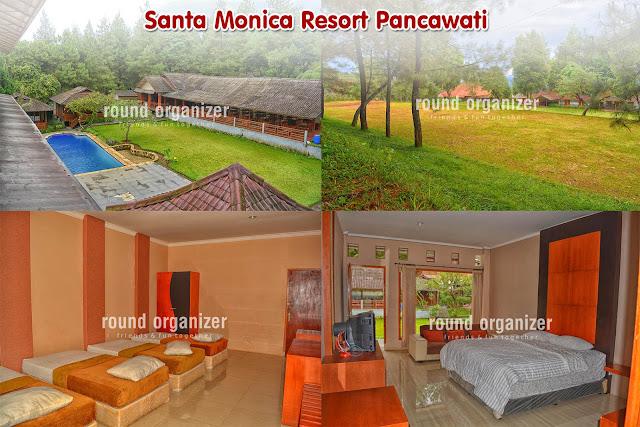 Tempat Outbound Di Bogor Santa Monica Resort Pancawati