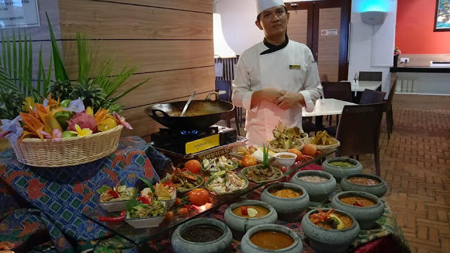'CITARASA SENANDUNG MELAYU ASLI' RAMADAN BUFFET DINNER AT TUNAMAYA DESARU