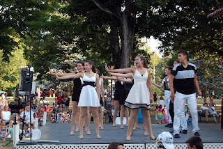 FSPA's Electric Youth performing 3