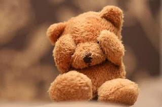 Boneka beruang love 4
