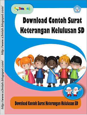 Download Contoh Surat Keterangan Kelulusan SD