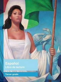 Libro de Texto Español: Libro de lectura. Tercer Grado. Ciclo Escolar 2014-2015.