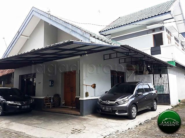 Rumah Luas dekat Malioboro Jogja