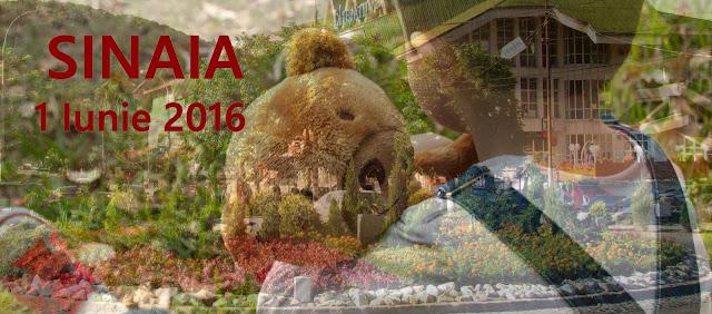 ziua copilului 1 iunie 2016 la sinaia
