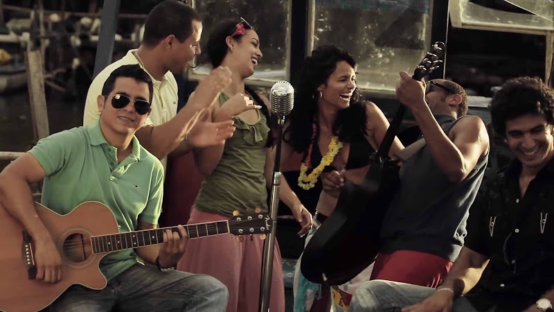 Buena Fe - Descemer Bueno - ¨Ser de Sol¨ - Videoclip - Dirección: Ian Padrón. Portal Del Vídeo Clip Cubano - 09