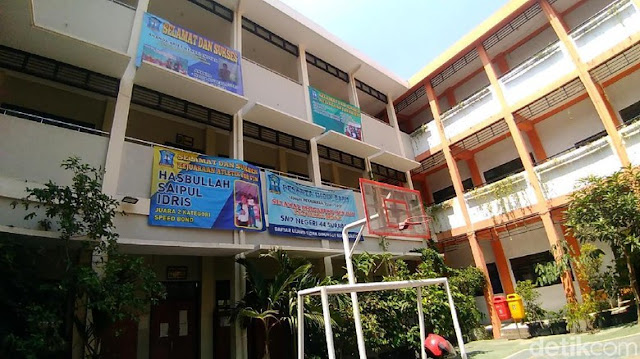 Oknum Guru di Surabaya Tampar dan Jejali Mulut Siswa dengan Sepatu