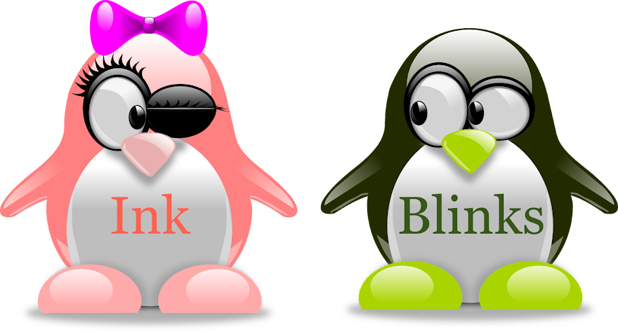 Ink Blinks