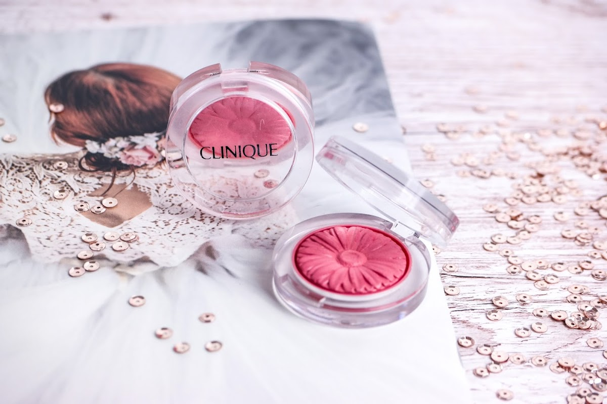 Clinique Cheek Pop Ginger Pop Melon Pop
