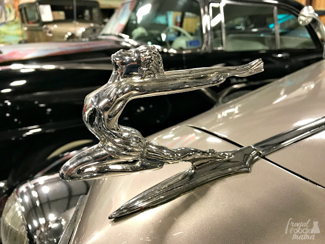 Bill's Backyard Classics in Amarillo, Texas is an impressive private collection of over 100 classic cars, many of which hark back to the glory days of Route 66.
