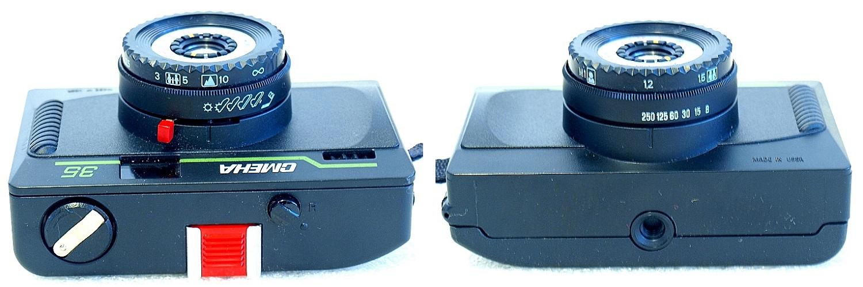 """LOMO Smena 35 Viewfinder Camera (Triplet """"T-43"""" 4/40 lens) #003"""