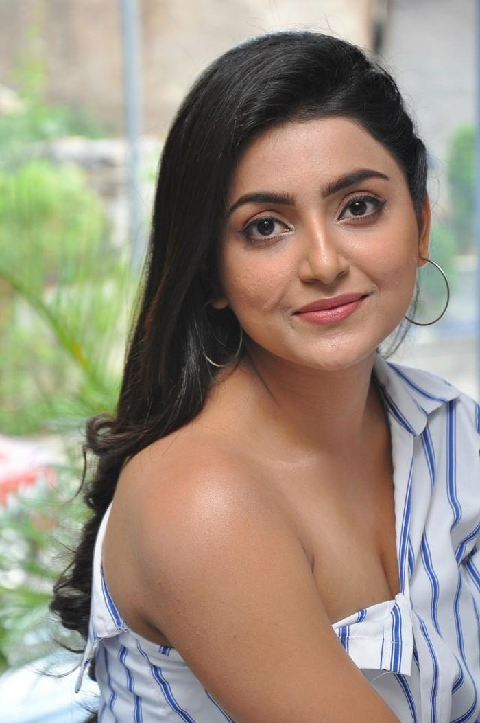 Avantika Mishra at Vaisakham Movie Press Meet Gallery