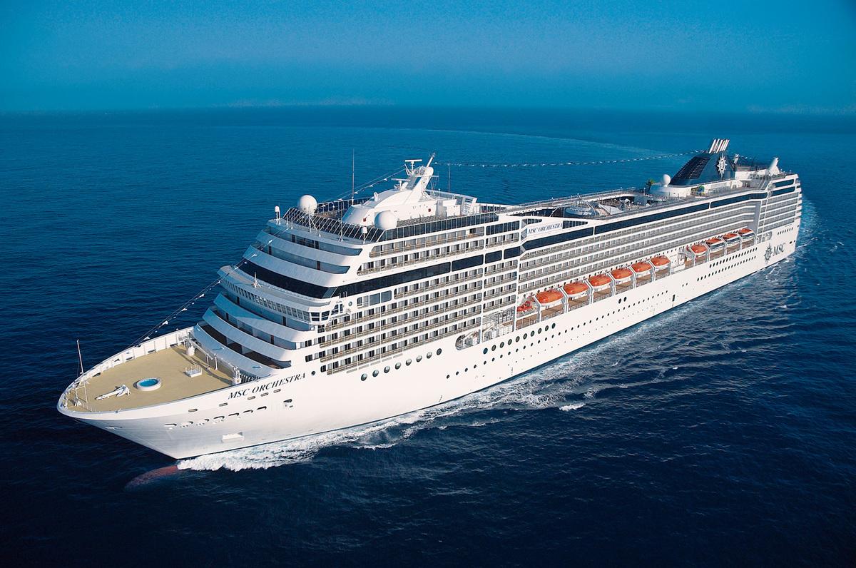 Team Kahu Flying High Real Life Maths Cruise Ship - Flying cruise ship