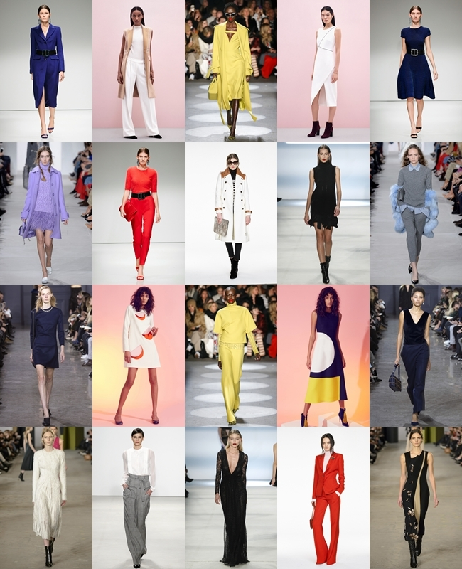 Best of New York Fashion week fall 2016.NYFW fall 2016 favorites.Njujork nedelja mode jesen zima 2016.
