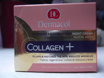 Collagen plus intensive rejuvenating night cream