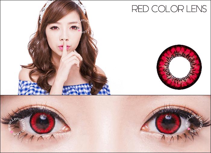 vassen dolly plus red circle lenses