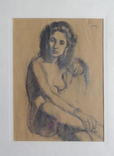 Joan Palet retrato modernista
