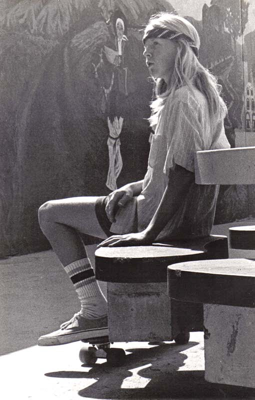 vintage everyday: Portraits of Teenagers at Venice Beach