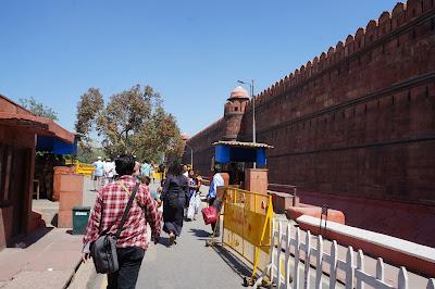 Pintu keluar Lahore Gate