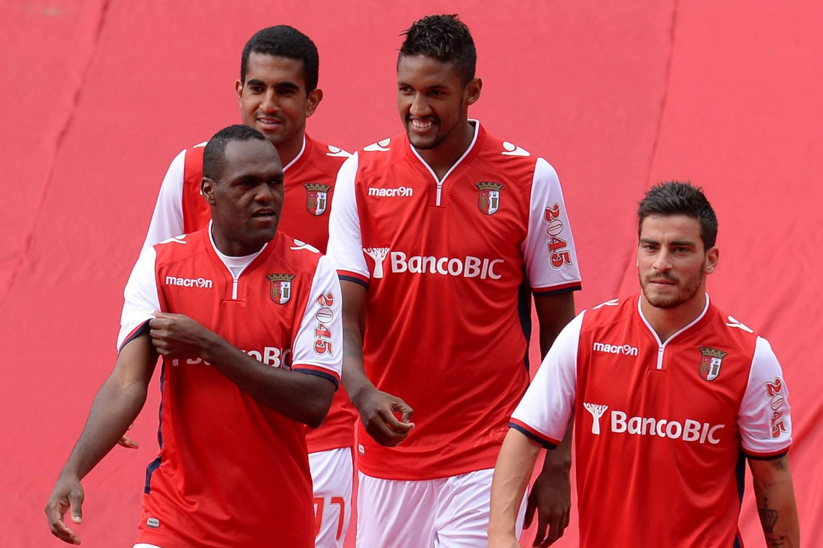 SC Braga: Braga 14-15 Home And Away Kits Released