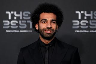 نجم مصر وليفربول محمد صلاح يفوز بجائزة بوشكاش لأفضل هدف فى العالم 2018