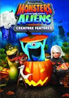 Monsters Vs. Aliens: Creature Features (2014) Online