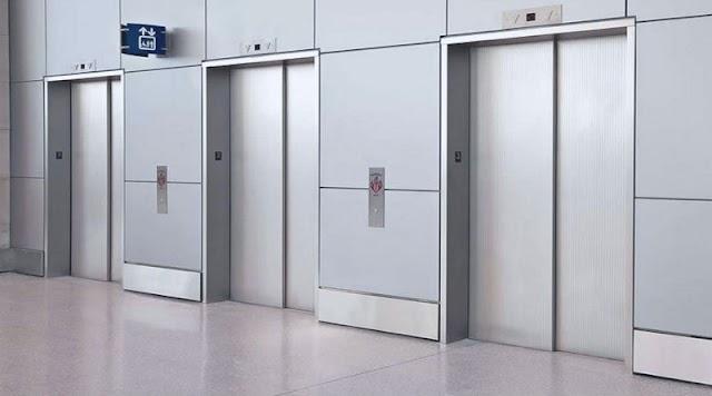 About Elevator Door Advertising