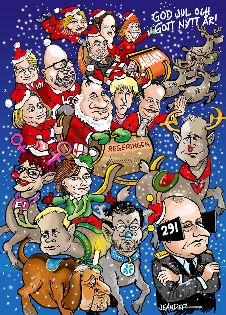 JEANDERS BILDBLOGG: God jul och gott nytt år!