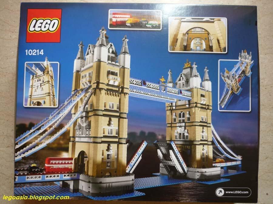 lego asia lego tower bridge 10214 shuttle adventure 10213. Black Bedroom Furniture Sets. Home Design Ideas