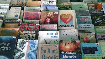 Livros vendidos na FELEOL