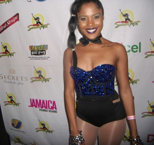 Jamaica girls in hot short
