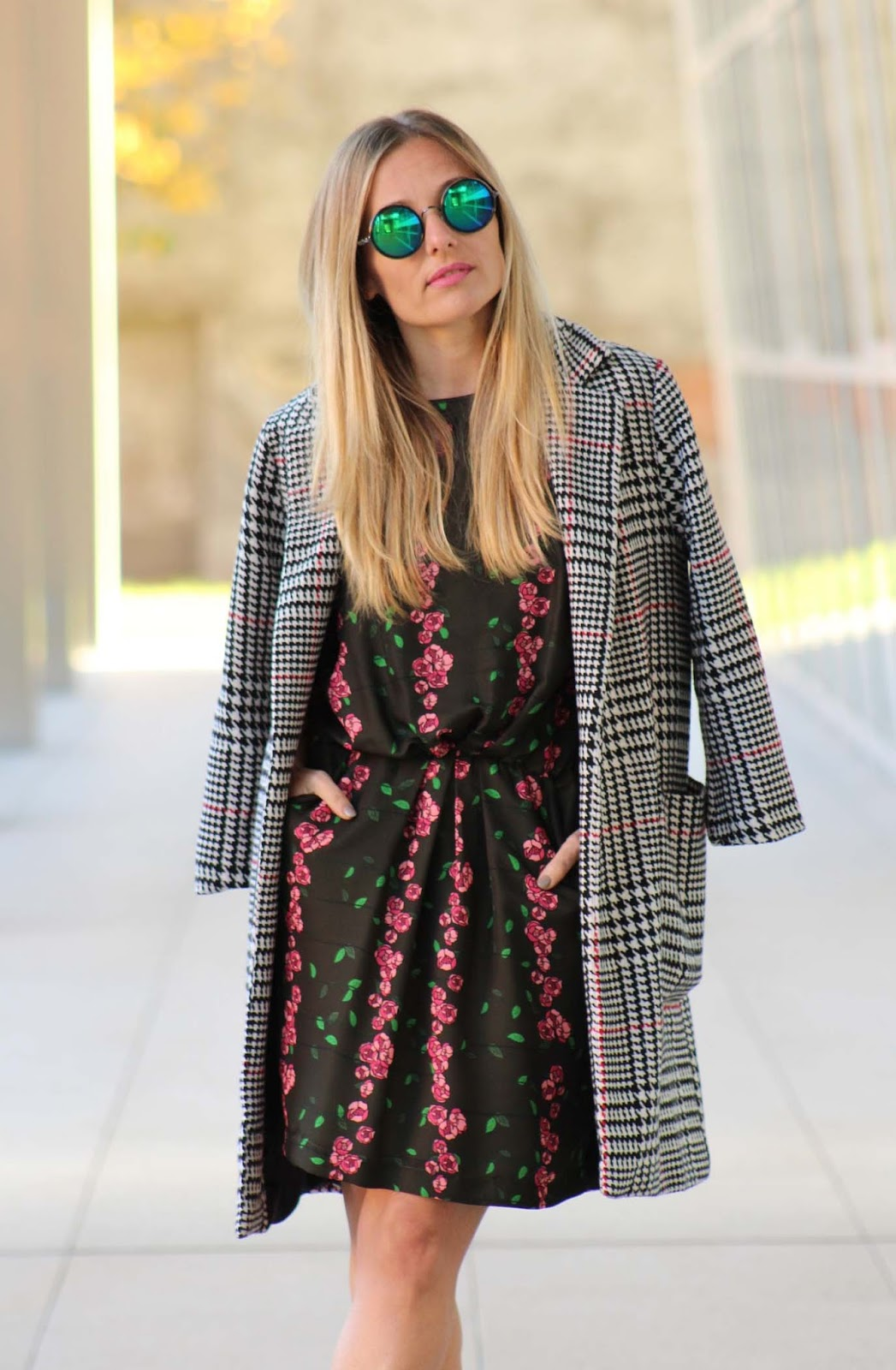 Eniwhere Fashion - Zaful's coat and Coto Privado dress