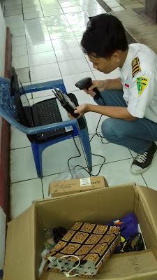 MemBarcode Perangkat ONT, STB, Dan Modem ADSL - Gateway Ilmu