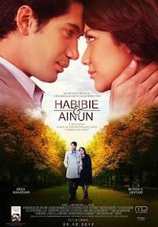 Cover Film B.J Habibie dan Ainun Bioskop