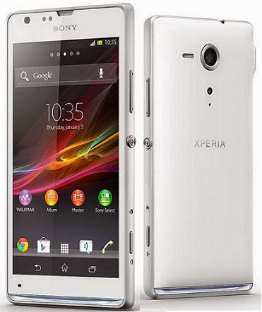 spesifikasi dan harga Sony Xperia SP C5302 terbaru
