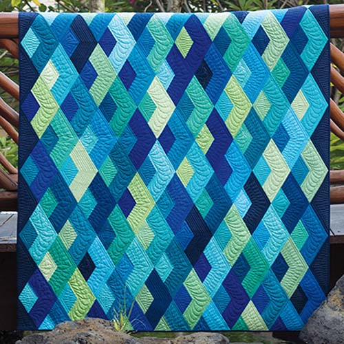 Boomerang - Quilt Pattern