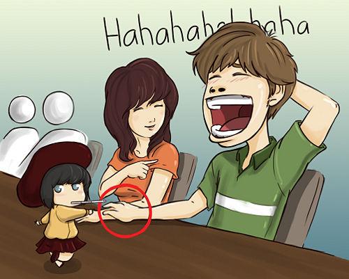 Mujer interesada se come el amigo de su hijo - 1 1