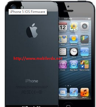 Iphone 5 Ios Firmware V8.1.3 Free Download
