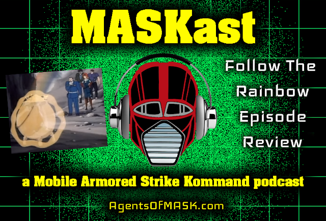 MASKast 64: 'Follow the Rainbow' Review