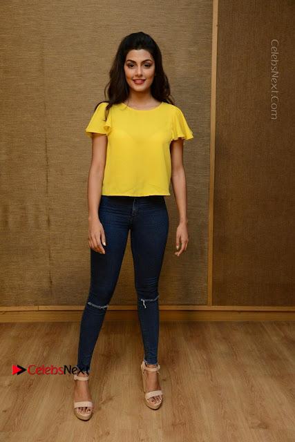 Actress Anisha Ambrose Latest Stills in Denim Jeans at Fashion Designer SO Ladies Tailor Press Meet .COM 0003.jpg