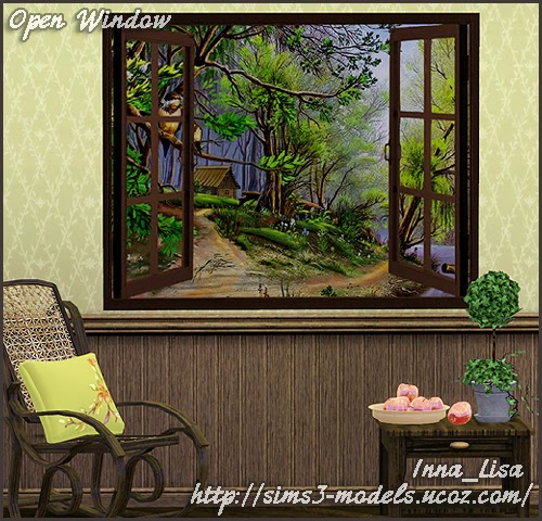 My Sims 3 Blog: Decorative Open Windows Part 2 by Inna_Lisa