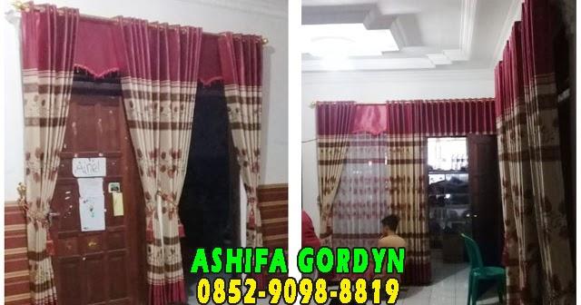 gorden minimalis 2019 Toko Gorden Murah Jual Gorden Murah