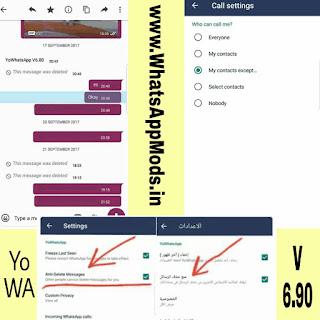 YoWhatsApp6.90 WhatsAppMods.in