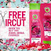 BARGAIN ALERT! Free haircut with the purchase of two Herbal Essences products