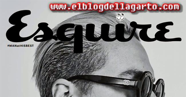 Esquire México - Abril 2017 banner