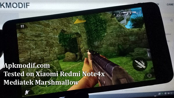 Modern Combat 2 Black Pegasus V1 0 2 Mod Fix Error By Taufiq