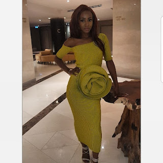 #BBNaija star Anto fashion and style looks