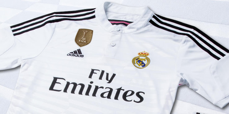 huge selection of 6a1c9 1904d Real Madrid Kits Get FIFA Club World Cup badge - Footy Headlines