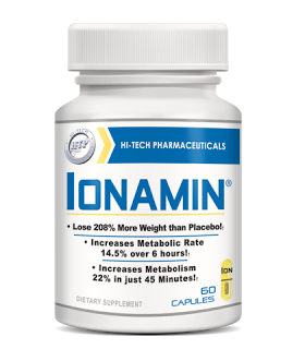 Ionamin® OTC by Hi Tech Pharmaceuticals 60 count bottle