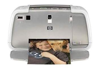 HP Photosmart A430 Portable Photo Télécharger Pilote