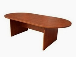 Amber Series Conference Table